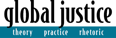 global justice : theory practice rhetoric